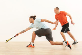 squash racquet 17