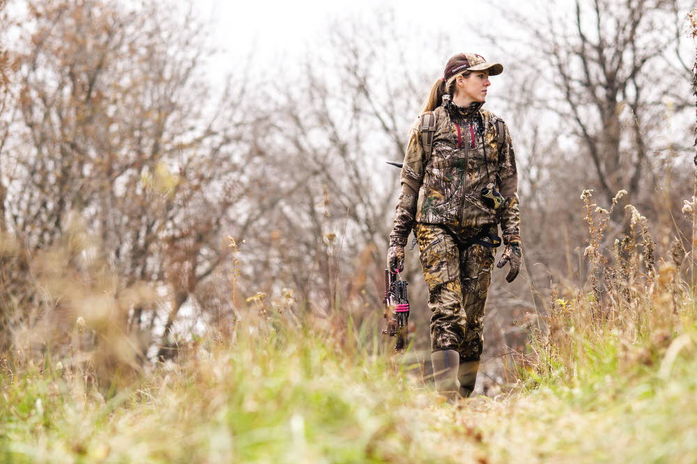 deer hunting layering apparel