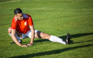 Dynamic Stretching for Soccer Games and Practice