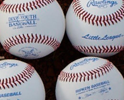 Tee Ball Baseballs