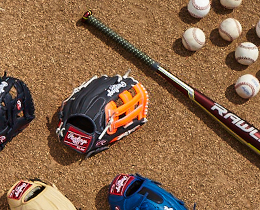 Baseball Equipment & Gear