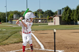 Baseball 101: How to Teach Your Child to Swing a Baseball Bat