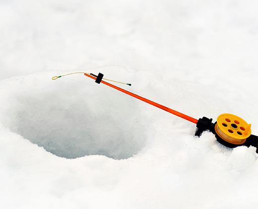 Ice Fishing Rods