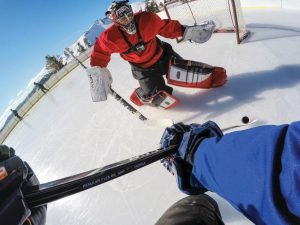 Hockey 101: Suiting Up For The Ice