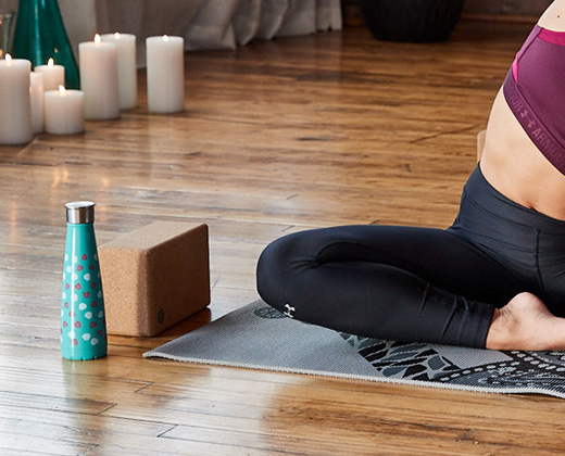 Yoga Blocks & Accessories