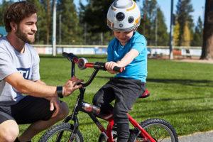 The Pro Tips Kids' Bike Sizing Chart