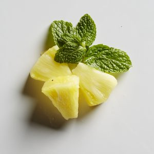 Pineapple and mint