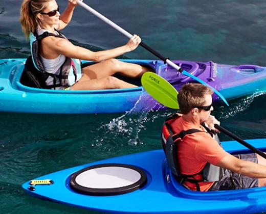 Kayaks & Paddle Gear