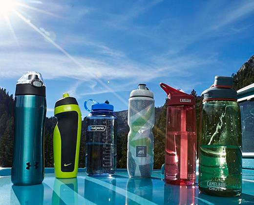 Water Bottles & Hydration