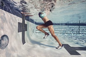 Aquatic Fitness: Acceleration Wall Drills
