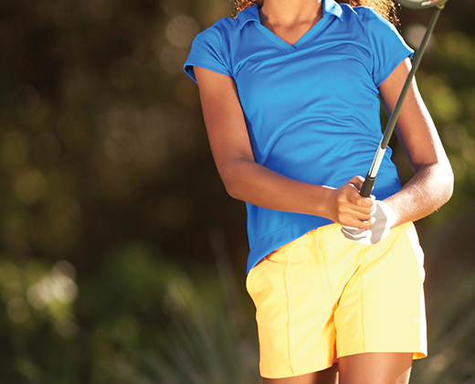 Girls' Golf Apparel