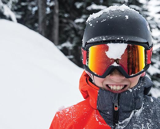 Ski & Snow Goggles