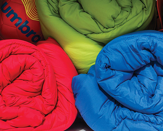 Sleeping Bags & Bedding