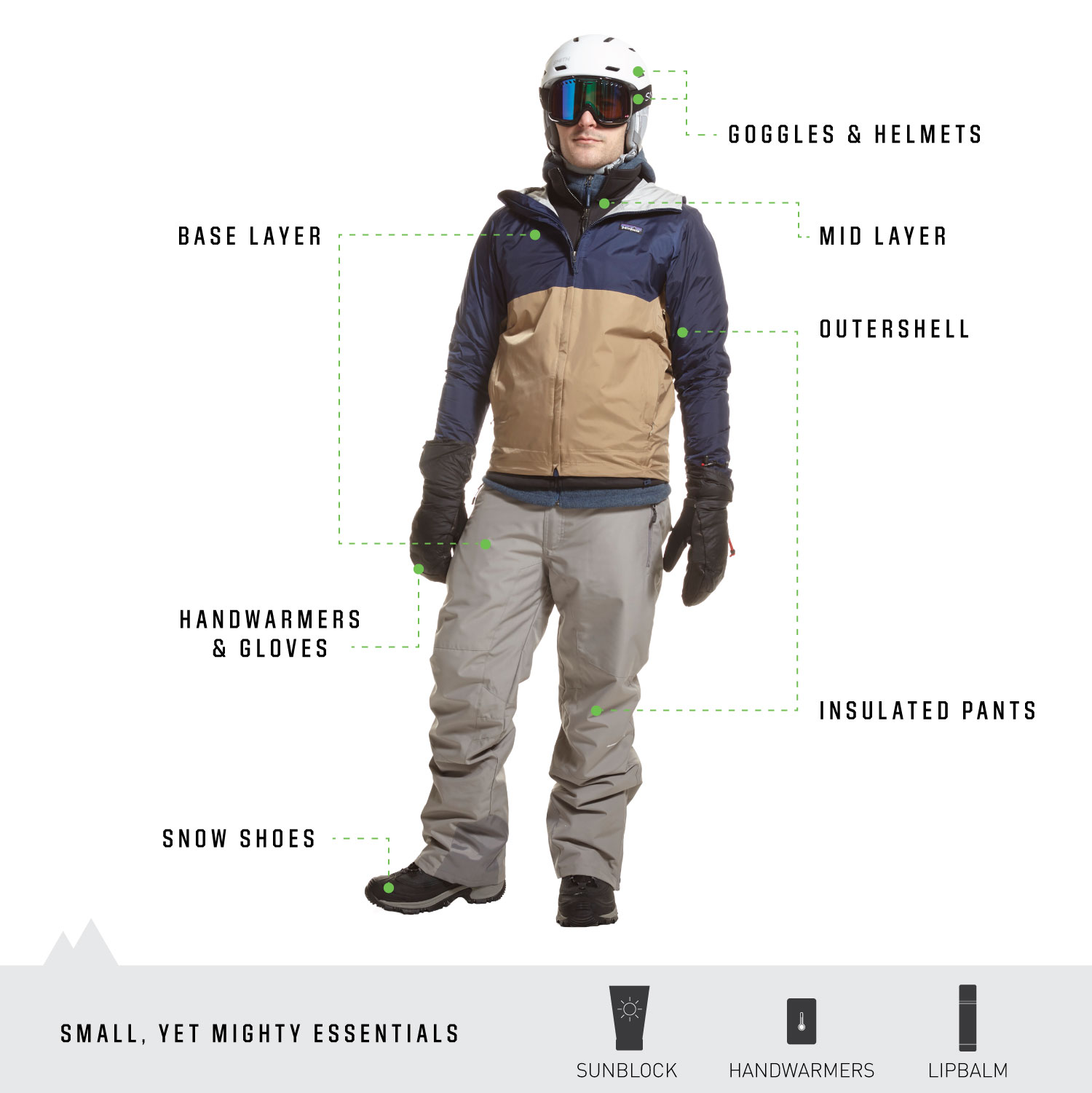 Layering for Cold Weather: How to Dress for the Slopes  PRO TIPS