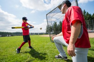baseball coaching tips, batting practice
