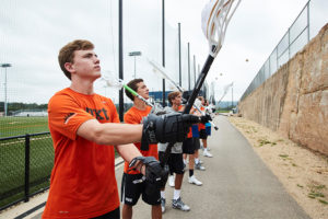 Flying Solo: Wall Ball and Rebounder Drills to Improve Your Lacrosse Skills