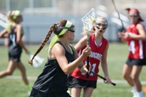 Learning Lacrosse: Cradling