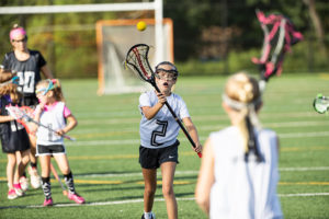 Learning Lacrosse: Throwing