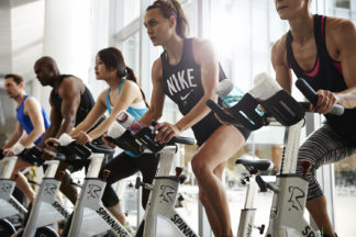 intro to spinning and indoor cycling
