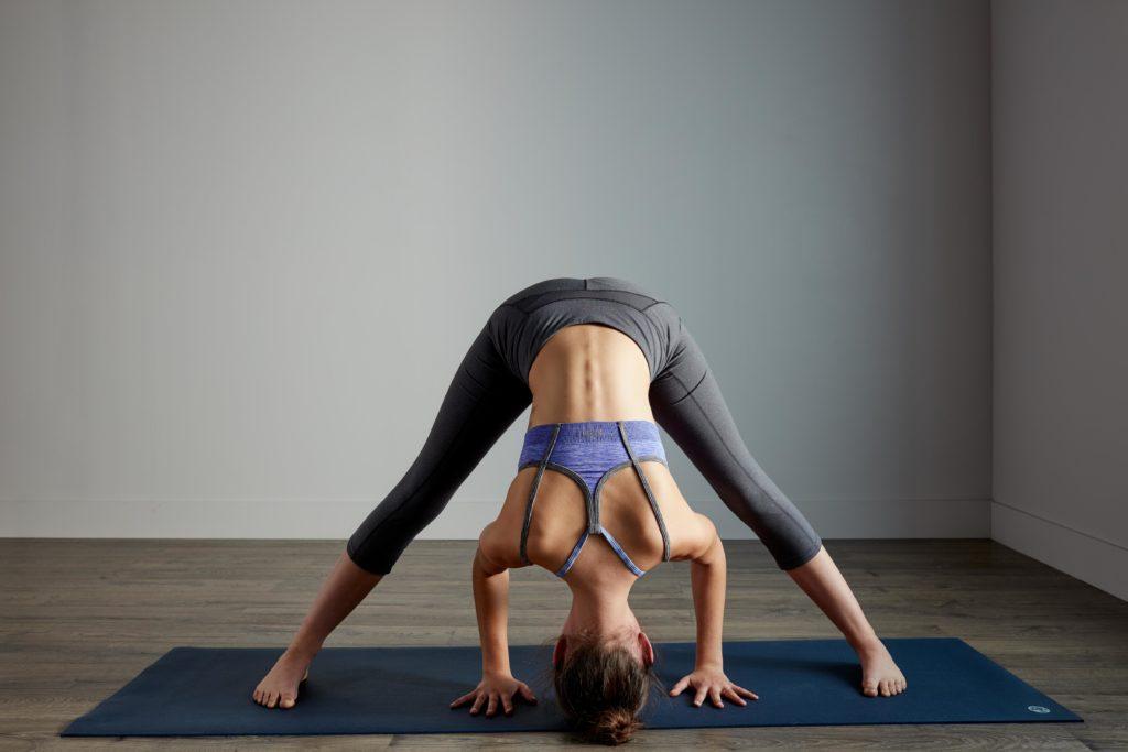wide legged forward bend pose 2017