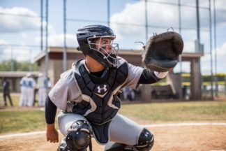 baseball catcher tips