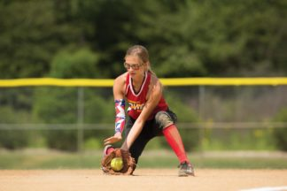 softball infielder tips