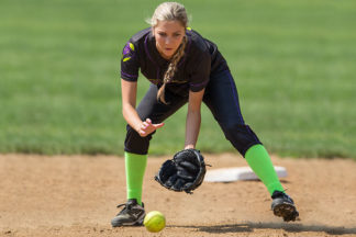 infield drills for softball