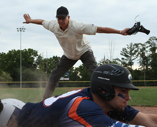 Baseball Coaching and Umpire Accessories