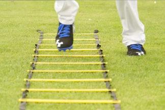 baseball quick footwork