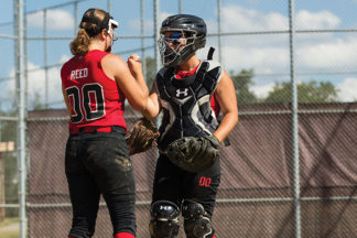 catcher communication