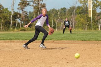 softball drills for quick feet