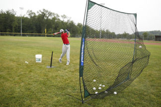 baseball benefits practicing with batting tee