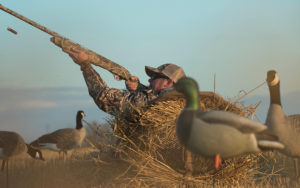 The Best Type of Blind for a Waterfowl Hunt