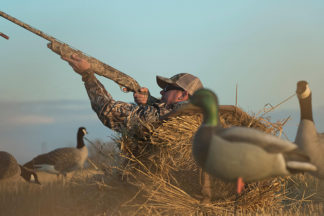 blinds for waterfowl hunts