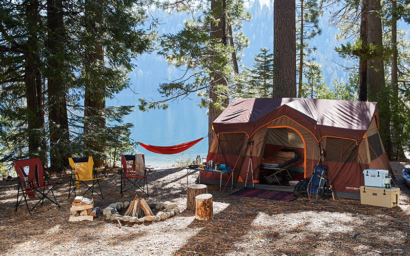 How to Set up a Campsite | PRO TIPS by DICK'S Sporting Goods