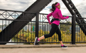 Four Ways to Carry Your Gear on a Run
