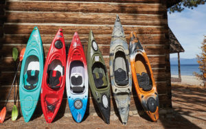 Types of Kayaks to Choose