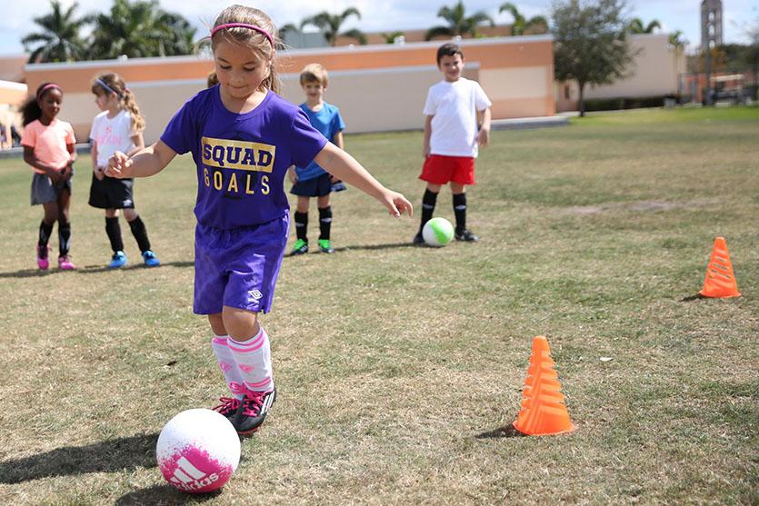 youth soccer checklist