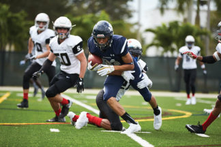 defensive back tips, Safety Run Support