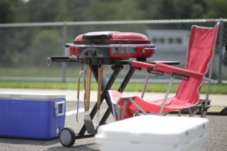 tailgate grill options