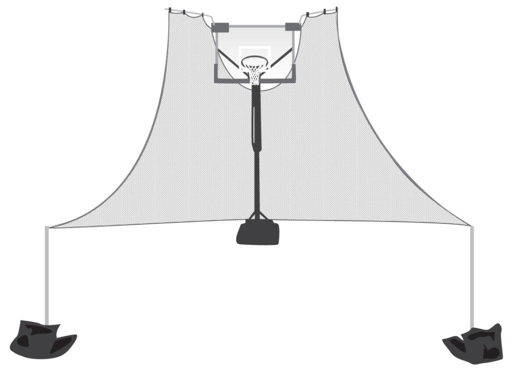 basketball return
