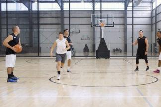 Basketball Drills 5 Star Passing Drill