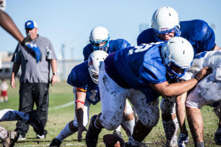 Fumble Recovery Drill