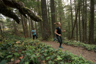 trail hiking elevation tips, power hiking