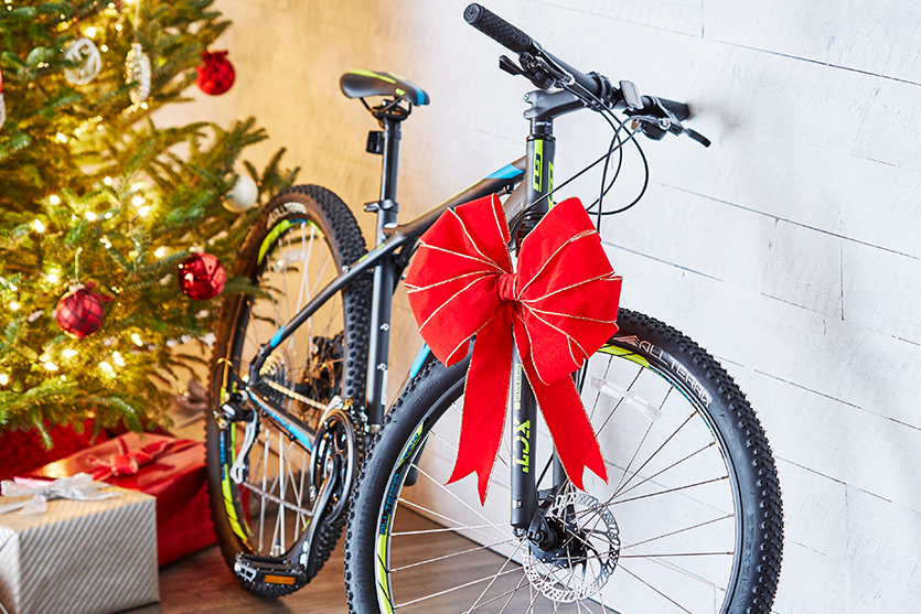 Cyclist Stocking Stuffers Checklist