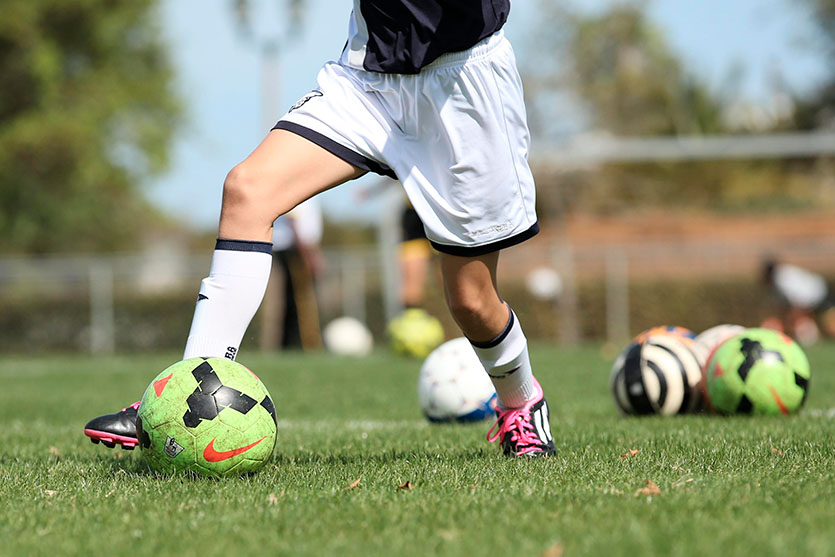 Soccer Drills: Dribbling Box Drill | PRO TIPS by DICK'S Sporting Goods