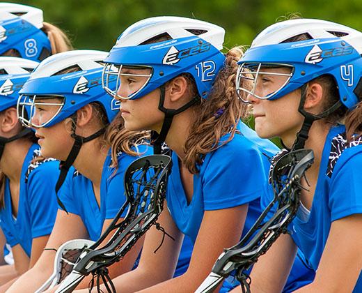 Women's Lacrosse Helmets