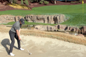 Made to Score with Jordan Spieth: How to Hit a Bunker Shot