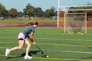 Kayla Treanor Ground Ball Shooting Tips