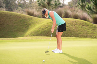 Controlling Distance on the Putting Green
